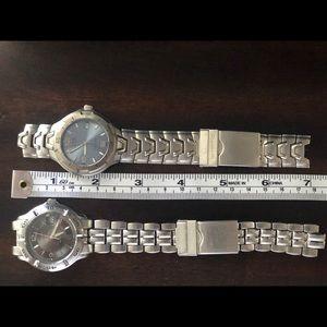 (2) Beautiful Vintage GUESS Waterpro Watches ⌚️